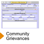 Community Grievances