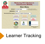Learner Tracking