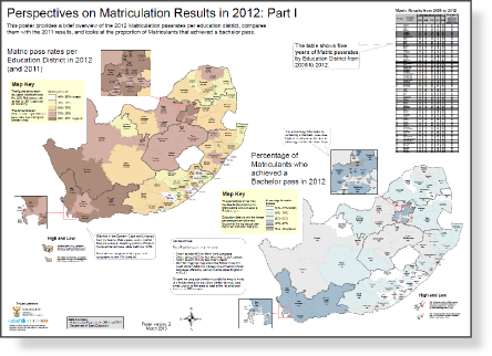perspectives on matric results in 2012 part 1 v2